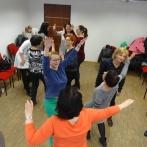 I zjazd w Lublinie - Dramowy trening antydyskryminacyjny