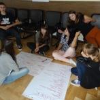 Szkolenie dla samorządów uczniowskich. Jaki jest lider?