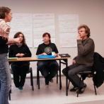 """Warsztat """"Teatr Forum"""". W pracy"""
