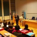 """II Międzynarodowa Konferencja Dramy Stosowanej """"Drama w pozytywnej profilaktyce""""."""
