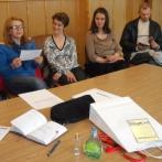 DAW2012. Warsztaty wolontariuszy - stymulatory
