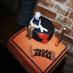 Tort z okazji 70-tych urodzin Johna