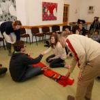 Wspólne ferie na dramowych warsztatach w Łucznicy