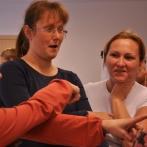 Techniki dramowo-teatralne w pracy z grupą. Fotografia