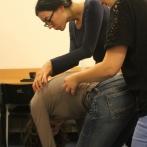 Warsztaty reżyserskie małych form teatralnych. Na dobry początek masaż